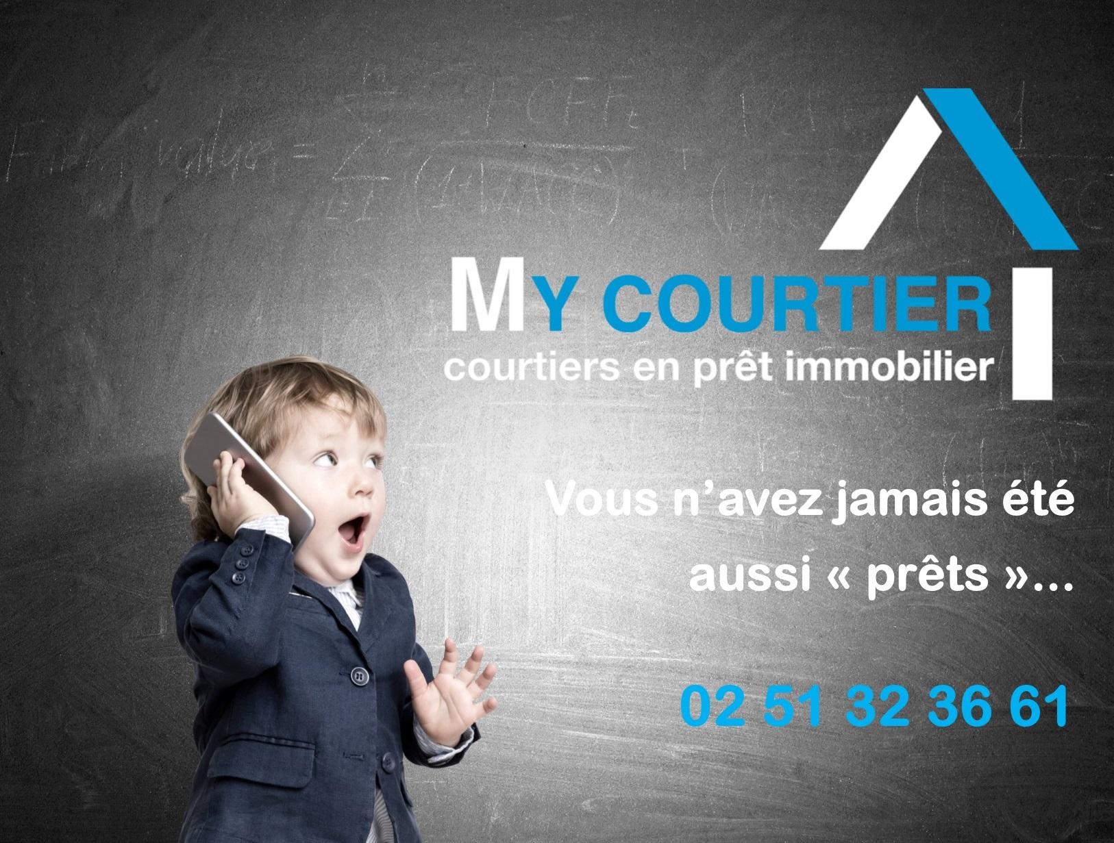 Primo-accédants, particuliers ou chefs d'entreprise, faites appel aux services My Courtier pour vos prêts immobiliers !