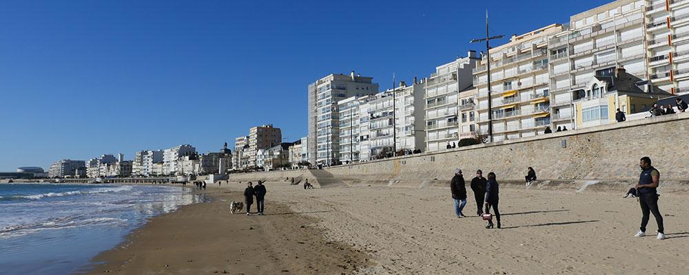 Front de mer Les Sables-d'Olonne